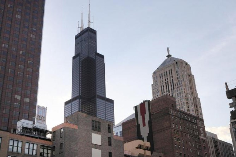 Buildings in Chicago, Illinois