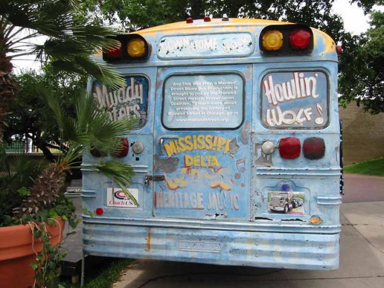 Chicago's Only Blues Bus