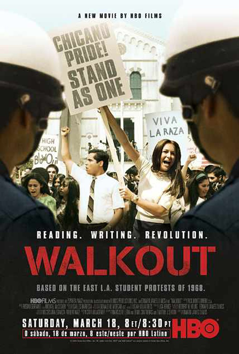 Image of Walkout's movie poster