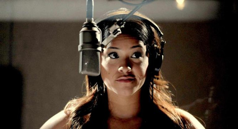 """Image of Gina Rodriguez in """"Filly Brown"""""""