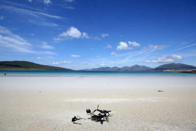 Luskentyre Beach | © Bob the Lomond/ Flickr