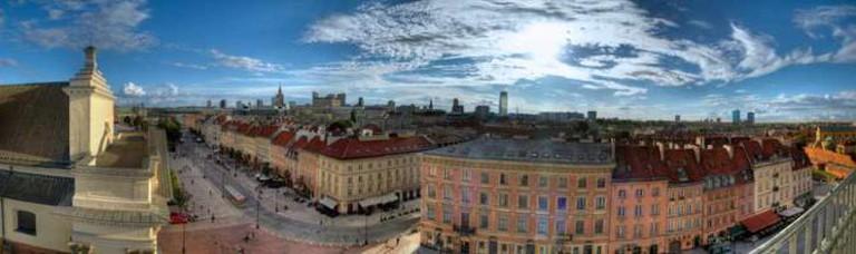 Krakowskie Przedmieście street, Warsaw | © Krzysztof Jasiak/Flickr