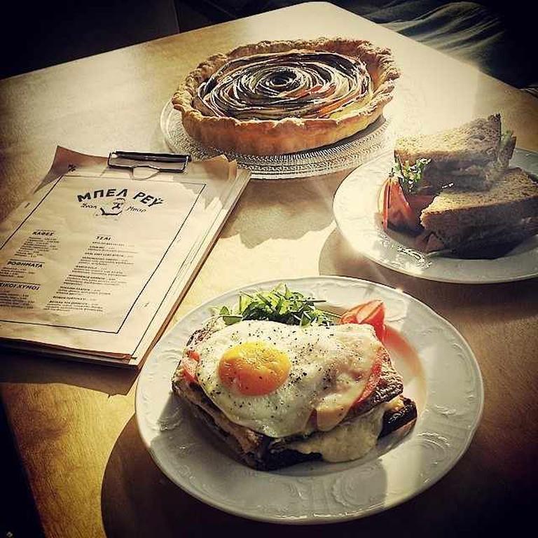 Breakfast | Courtesy of Bel Ray