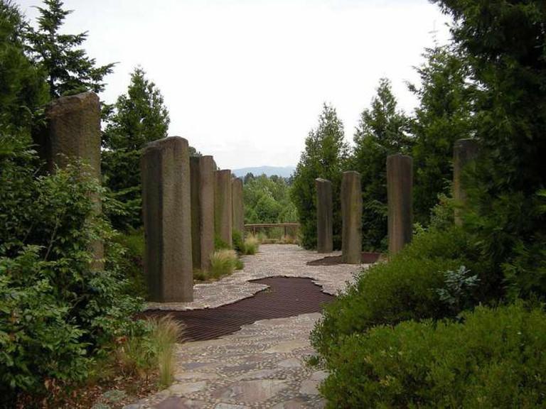 Waterworks Gardens in Renton, WA | © Joe Mabel/WikiCommons
