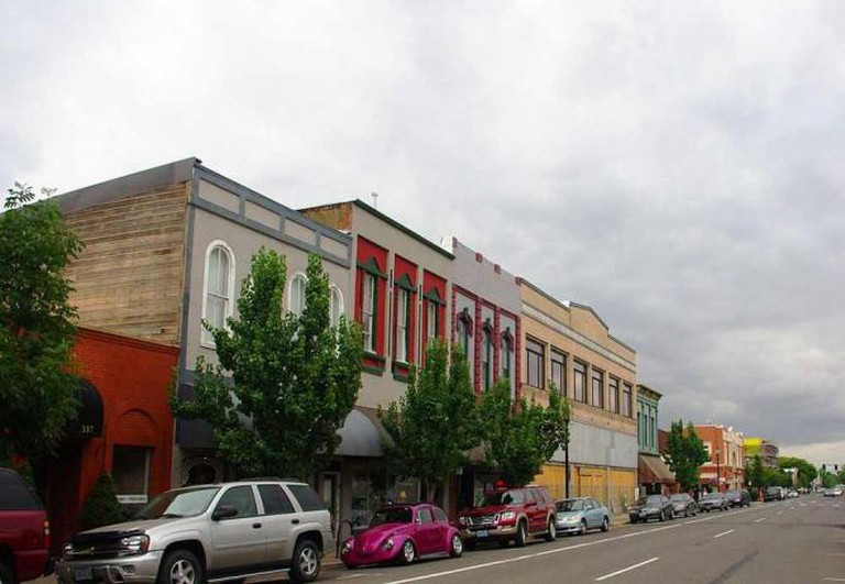 Downtown Albany, Oregon | © M.O. Stevens/WikiCommons