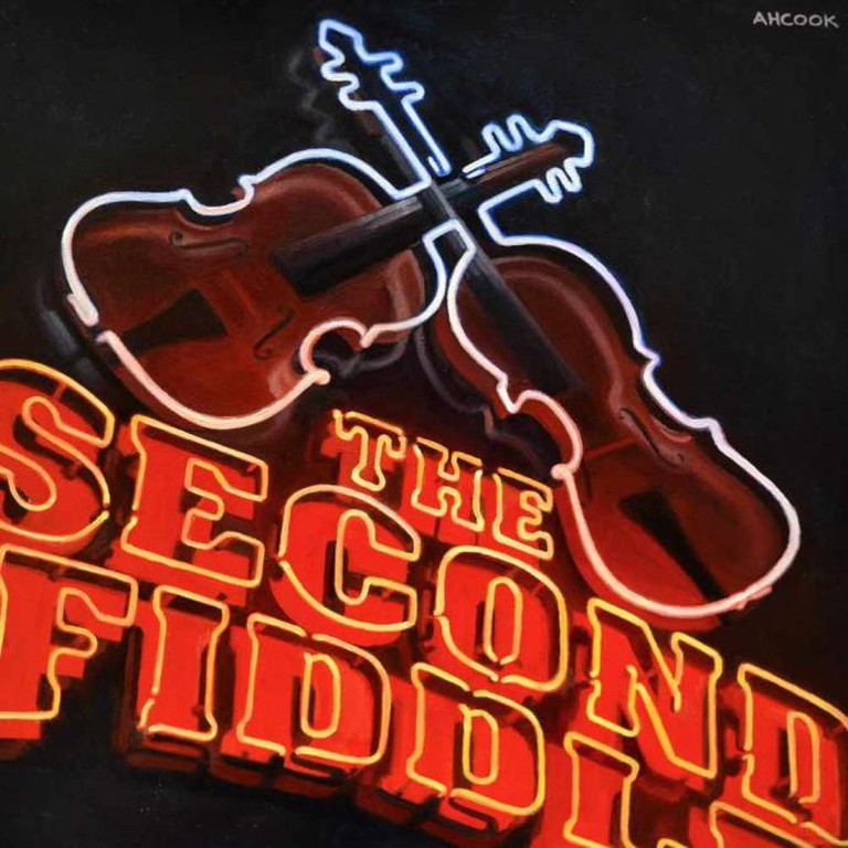 The Second Fiddle by Amanda Hope Cook