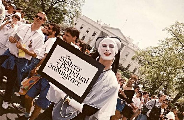 Sister at March on Washington | © Elvert Barnes/flickr