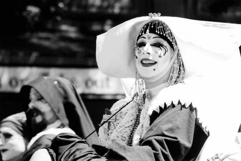 Sister at Seattle LGBT Pride Parade | © Joe Mabel/WikiCommons
