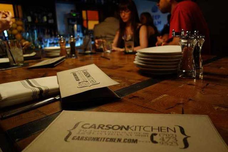 Carson Kitchen   ©kennejima/Flickr