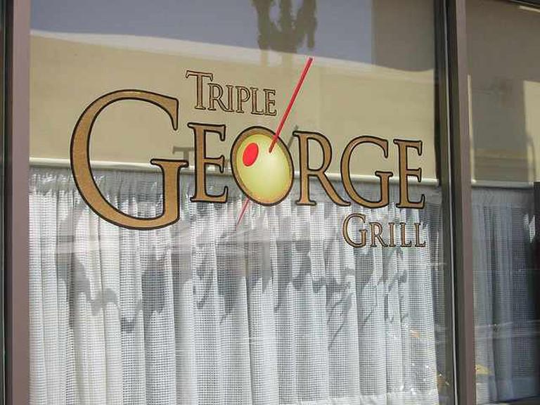 Triple George   ©Bill Walsh/Flick