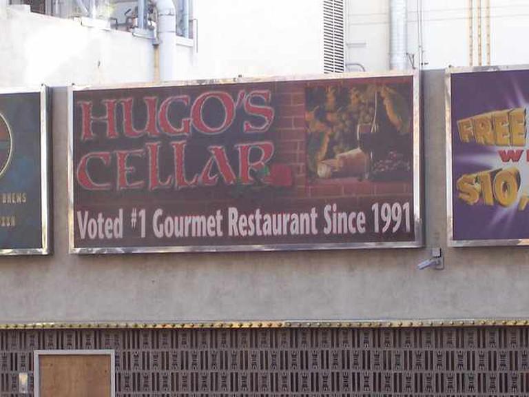 Hugo's Cellar   ©Jose and Roxanne/Flickr