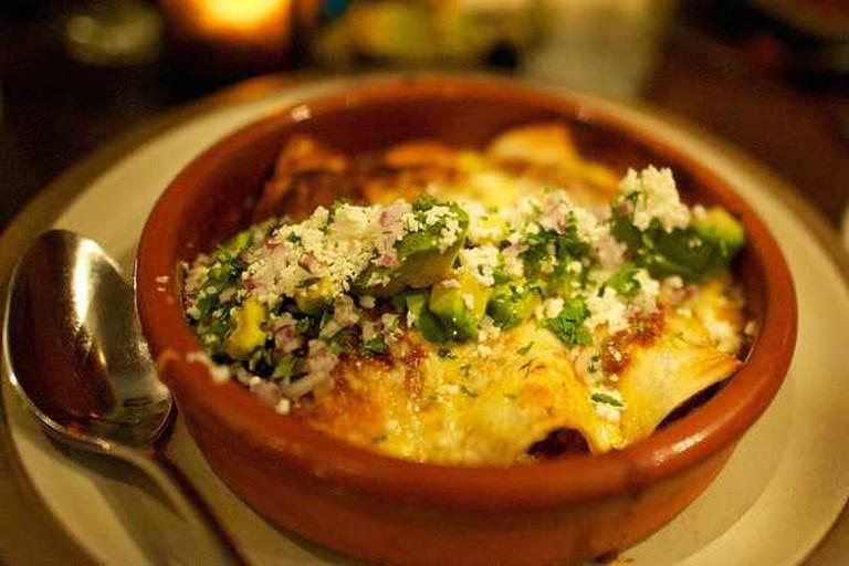 Enchiladas   ©MarkMitchell/Flickr