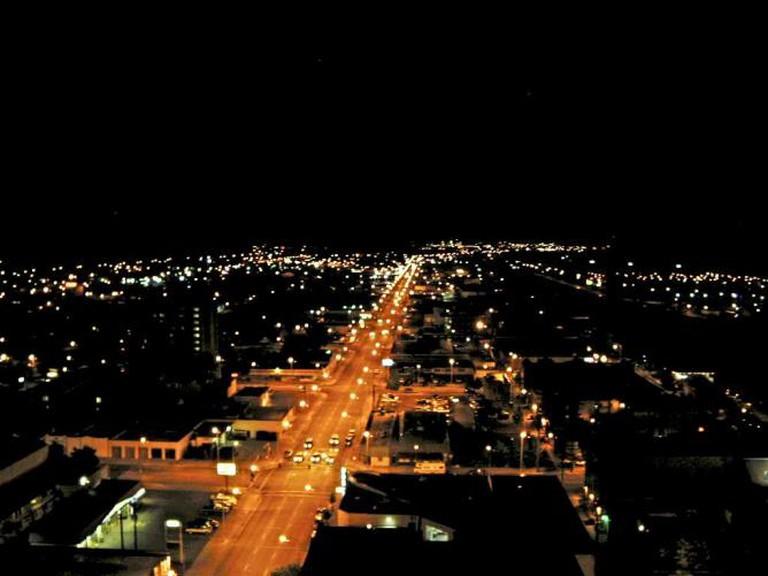 Billings at Night| ©Cobber99/Flickr
