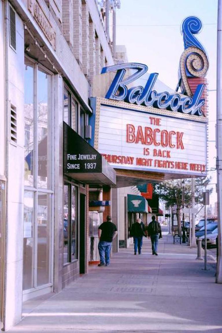 Babcock Theater | ©Jennifer Brandel/Flickr