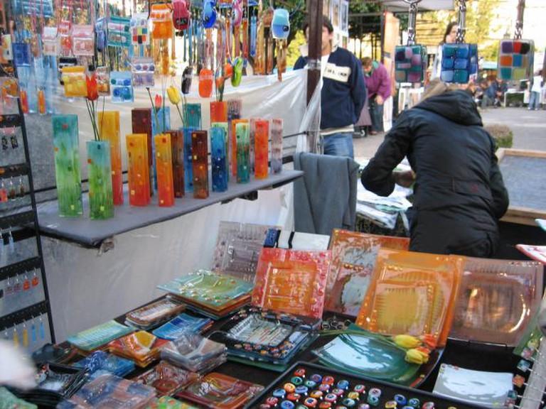 La Feria de la Recoleta | © Libby Dowdall/Flickr