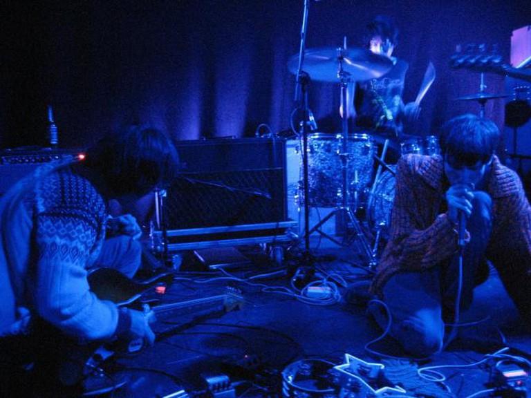 Deerhunter playing at Whelan's © Redheadwalking/Flickr