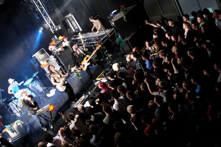 Stars performing at The Button Factory © kDamo/Flickr