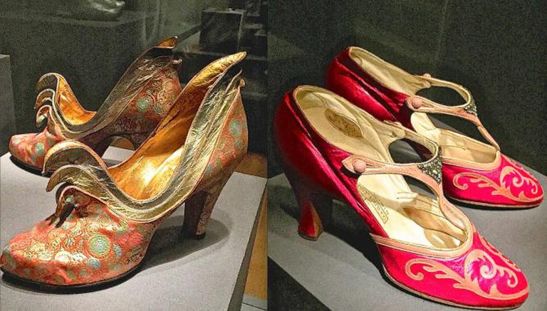 Shoes from the High Style Exhibit | Alexandra Brown