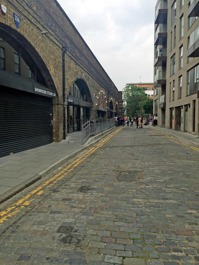 Acton Mews Location | Photography courtesy of Berber & Q and Homegirl London