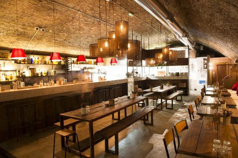 Interiors | Photography courtesy of Berber & Q and Homegirl London