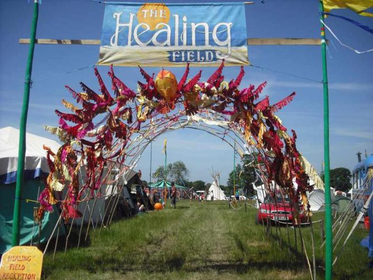 Healing Fields