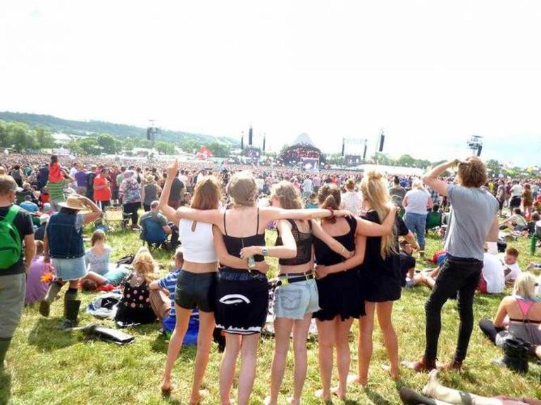Pyramid Stage 2014