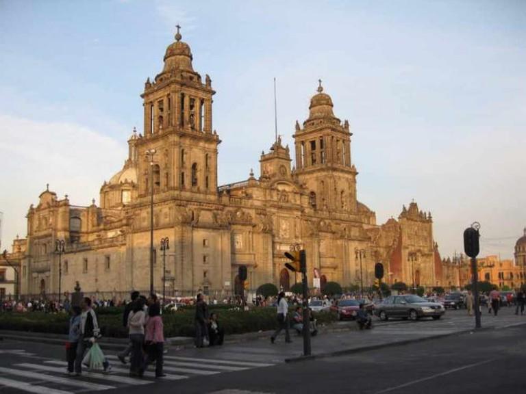Catedral Metropolitana | © Juan Fernando Ibarra/WikiCommons