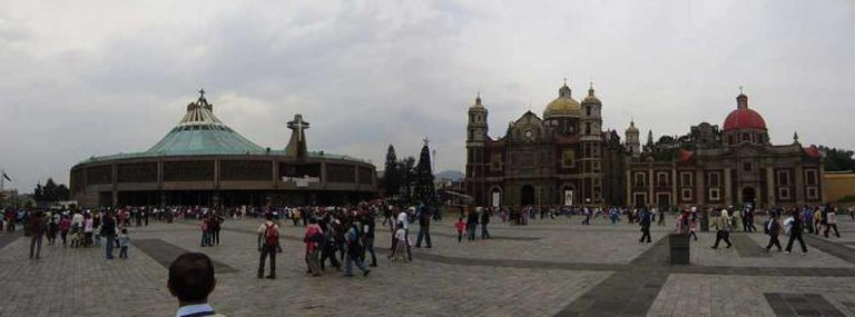 Basílica de Guadaloupe | © ProtoplasmaKid/WikiCommons