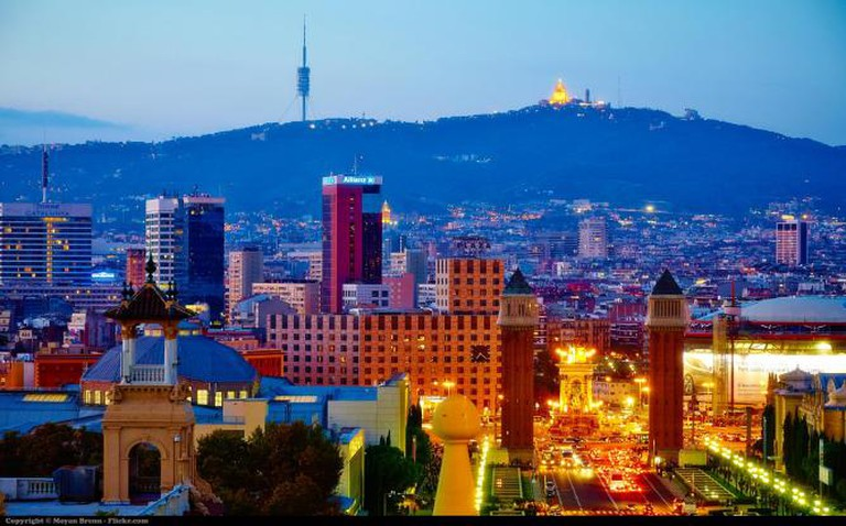 Barcelona   © Moyan Brenn/Flickr