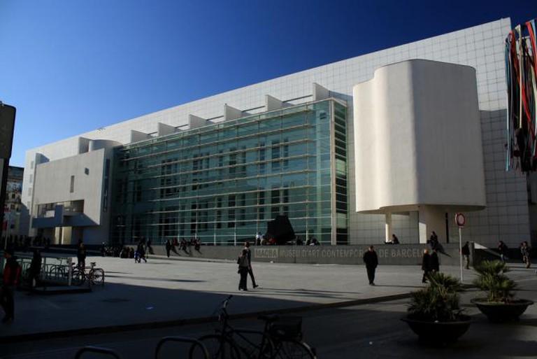 Museum of Contemporary Art, Barcelona   © Renata Santoniero/Flickr