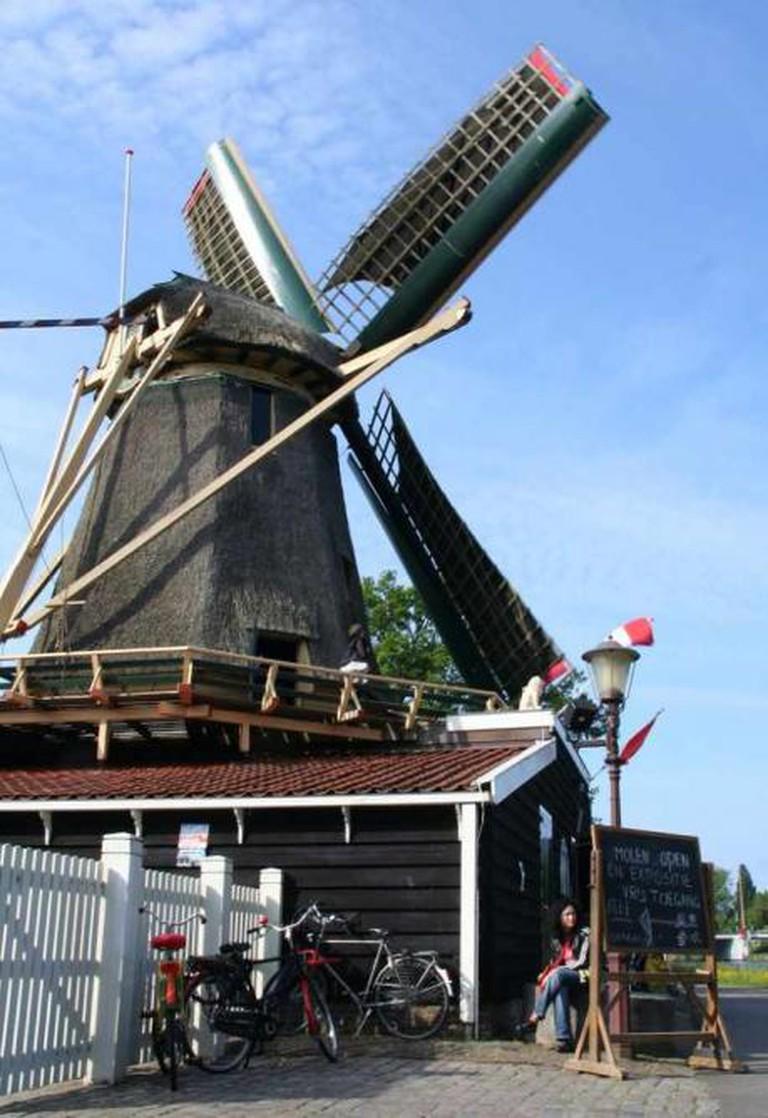 Windmill D'Admiraal | © drooderfiets/Flickr