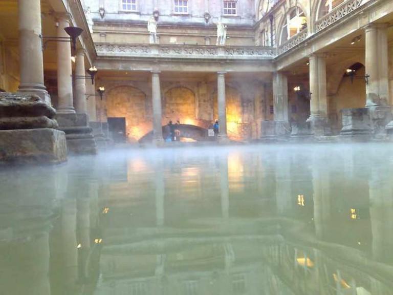 The Roman Baths | © Mark Hillary/Flickr