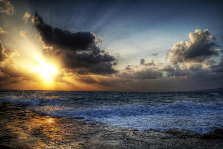 Cyprus sunset | © Andrew Sweeney/Flickr