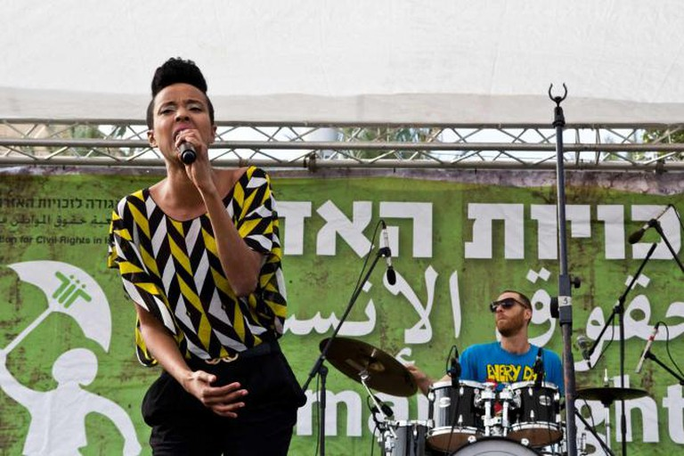 Ester Rada in Tel Aviv | Courtesy Oren Rozen/Creative Commons