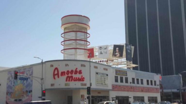 Amoeba's Los Angeles location