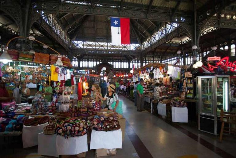 Mercado Central | © Almonroth/WikiCommons