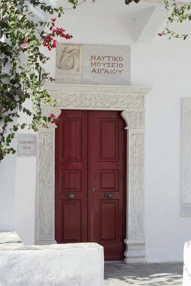 Aegean Maritime Museum   © Zde/WikiCommons