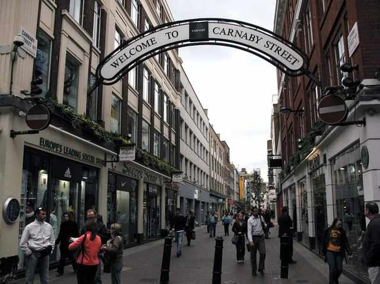 Carnaby Street ©Phillip Perry @ geograph.org.uk