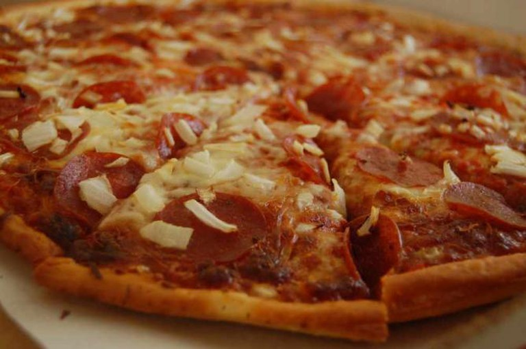Pizza | © stu_spivack/Flickr