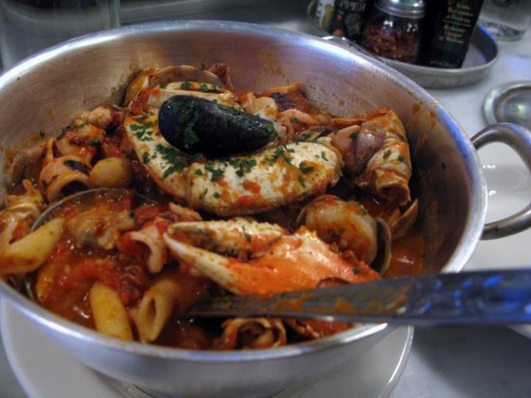 Meal from Sotto Mare | © Urbanspoon