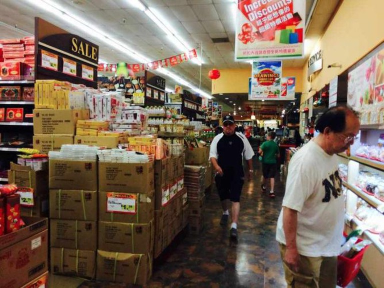 Aisles of Specialty Foods | © Ranch 99