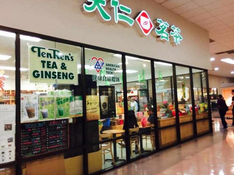 Ten Ren's Tea and Ginseng | © Pacific East Mall
