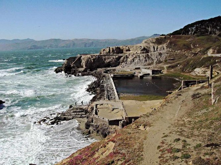 Sutro Baths | ©FlyingToaster/WikiCommons