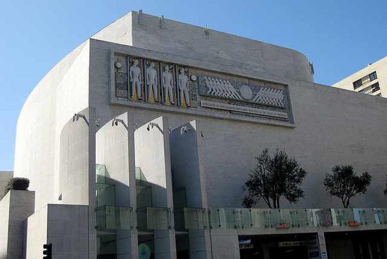 Nob Hill Masonic Center | © Wally Gobetz/ Flickr