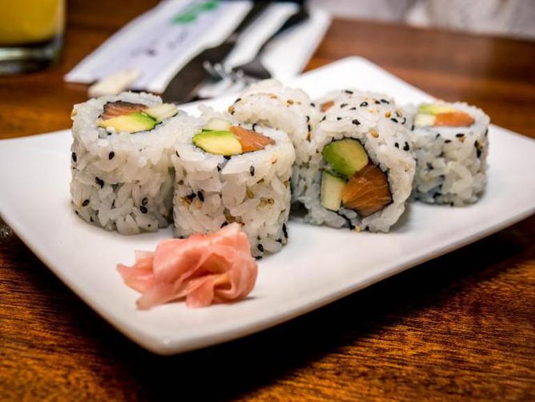 Oka's sushi