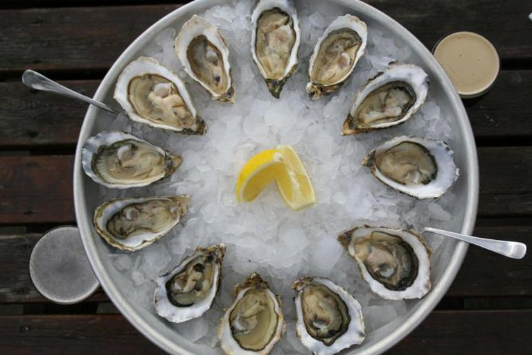 Wright Brothers' Oysters