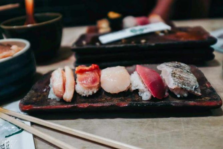 Endo Sushi | © Armand/Flickr