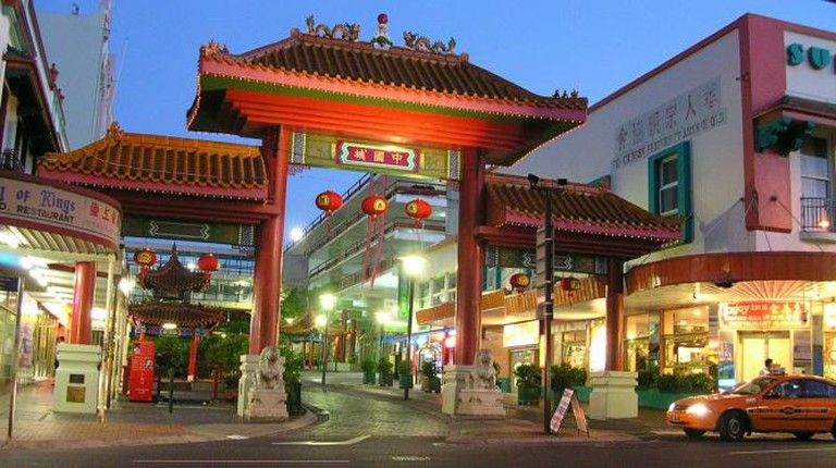 Chinatown, Fortitude Valley © brewbooks/Flickr