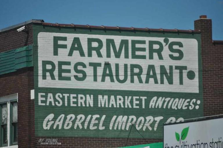 Farmer's Restaurant | © Michigan Municipal League/flickr