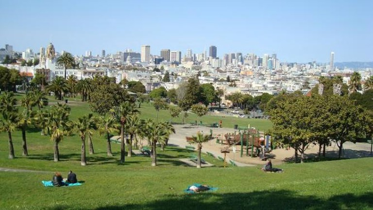 Dolores Park © smi23le/Flickr